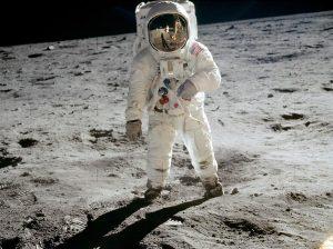 Fake moonlanding